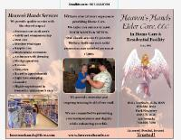 Heavenshands Elder Care,LLC.