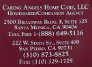 Caring Angels Home Care, LLC