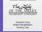 Our Lady Of The Valley Retirement Community